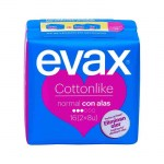 compresas-evax-cottonlike-alas-normal-16-uds